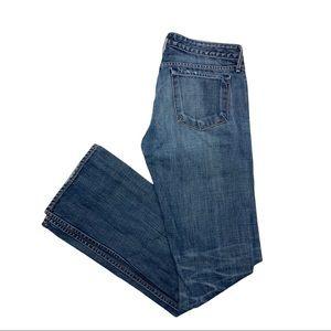 Earnest Sewn denim Hefner jeans